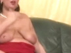 Busty German MILFs in a hardcore threesome