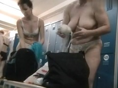 Hidden Camera Video. Dressing Room N 532