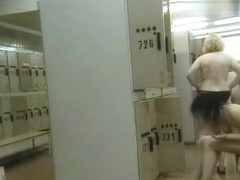Hidden Camera Video. Dressing Room N 696