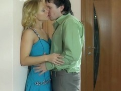 PantyhoseLine Movie: Blanch and Rolf