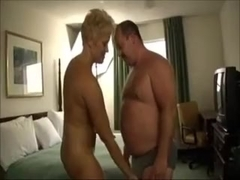 Bear mature men with older woman