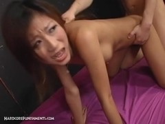 HardcorePunishments Video: Bound Blowjob