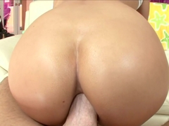 Lea Lexis Loves Her Backflipping Pussy Filled