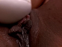 Incredible pornstar Serenity Evans in Horny Black and Ebony, Solo Girl sex scene