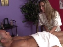 Massage-Parlor: My Wife's Sister