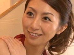 Rei Aoki Mature Japanese babe has sex