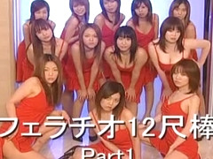 Hottest Japanese model in Amazing Facial, Group Sex JAV clip