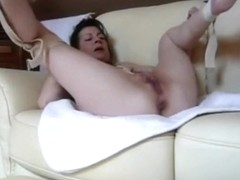 Wife is having an awesome orgasm