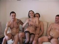British Mother I'd Like To Fuck Susan Foursome MMMF pt 1