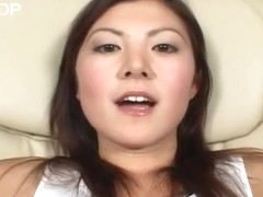 Asian Chick Gets Vibrators And Spuculum