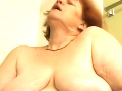 Incredible Homemade clip with Mature, Solo scenes
