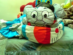 fuck inflatable doraemon and thomas