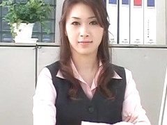 Best Japanese whore Yuria Sendoh in Fabulous Secretary JAV movie