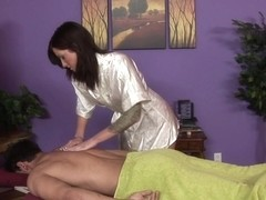 Massage-Parlor: Massage For Flyers